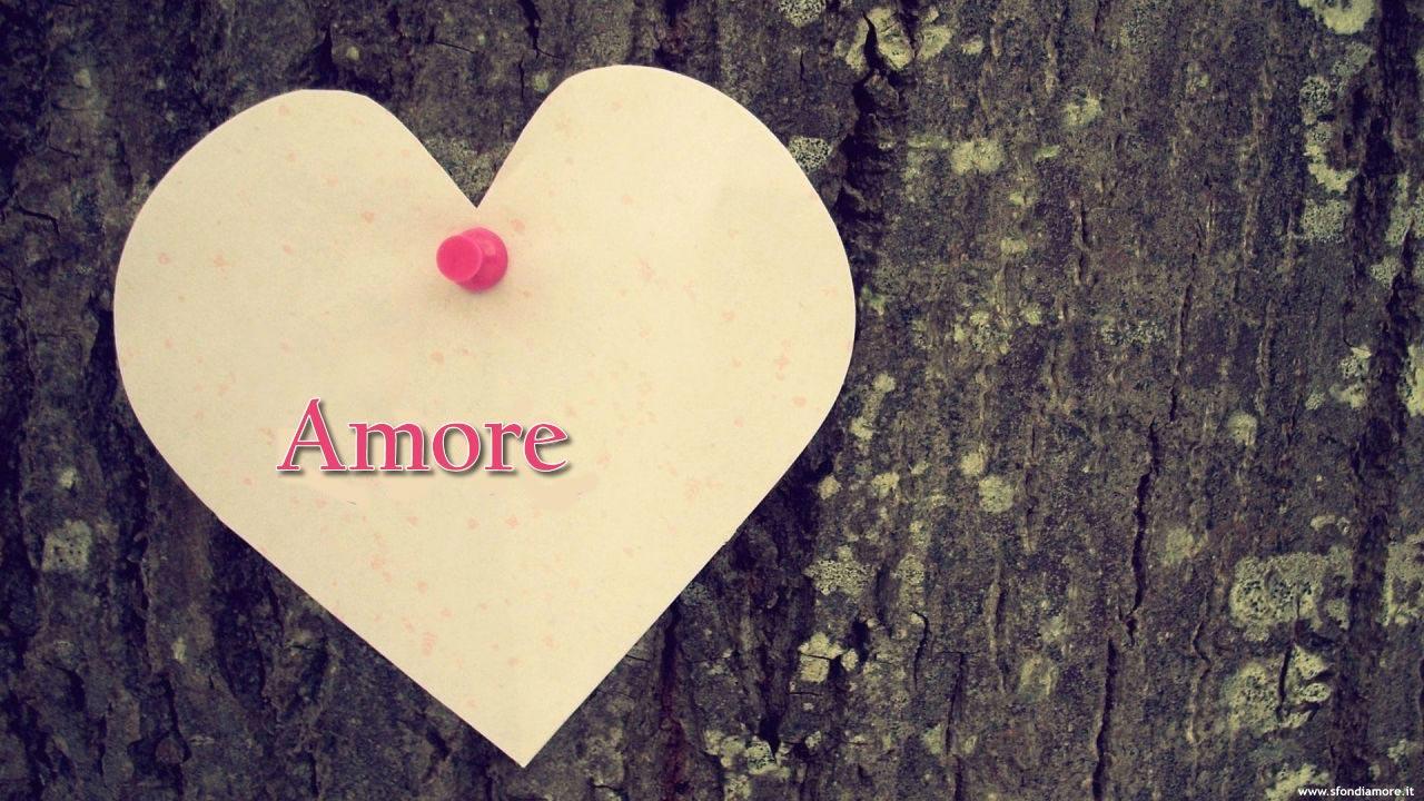 Sfondo cuore amore