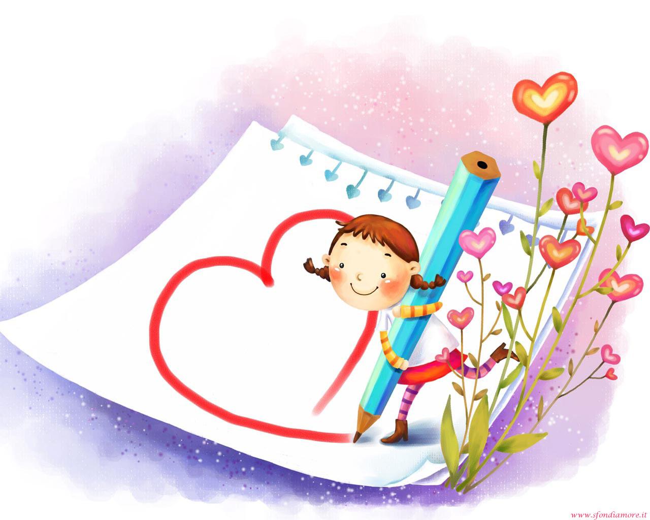 Sfondi Amore bellissimo