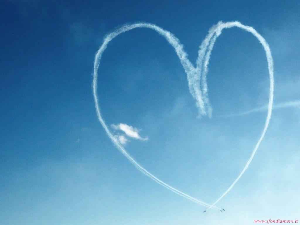 Sfondi Amore cielo