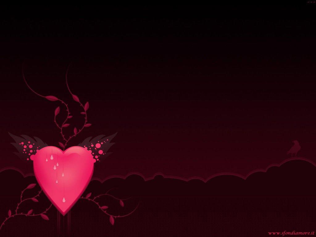 Sfondi Amore cuore