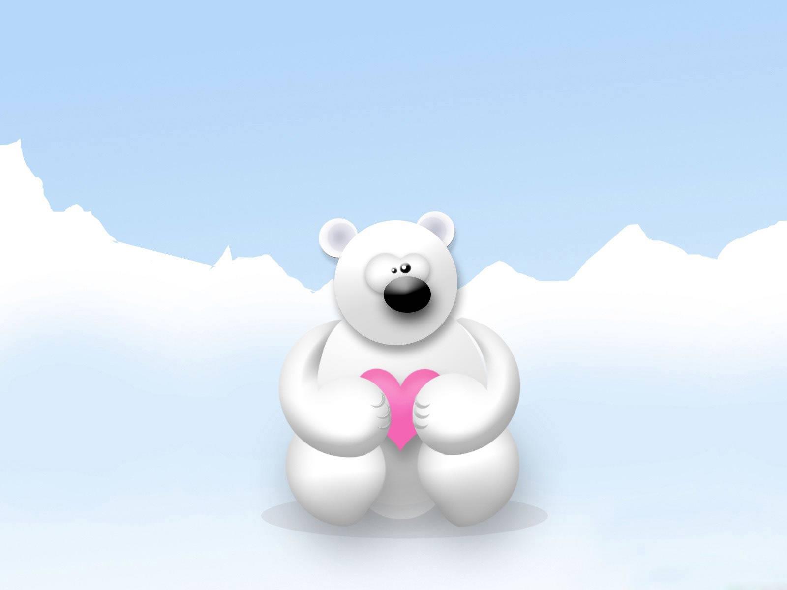 Sfondi amore orsetto