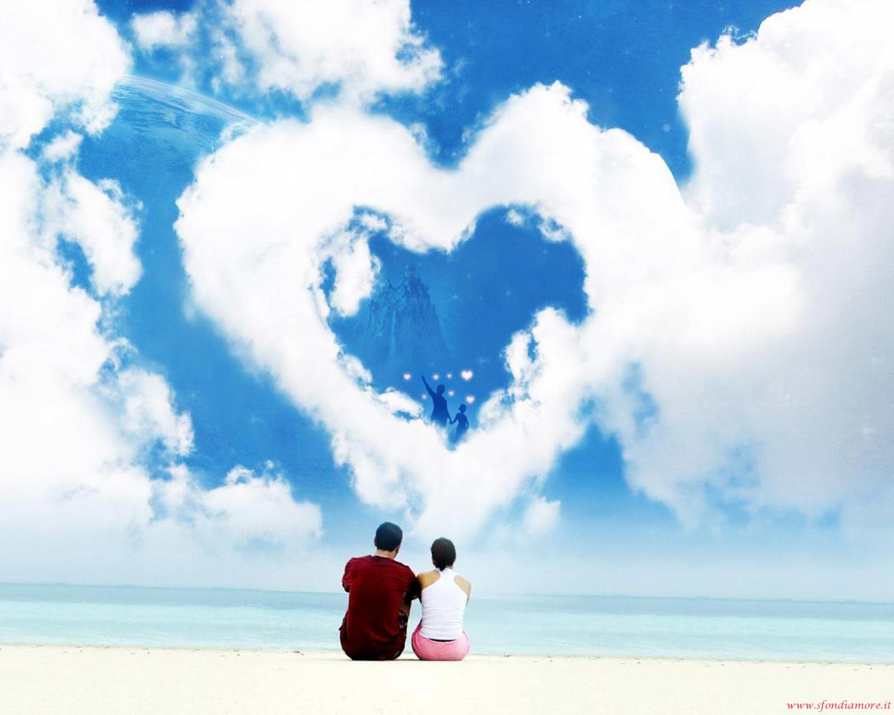Sfondo amore romantico