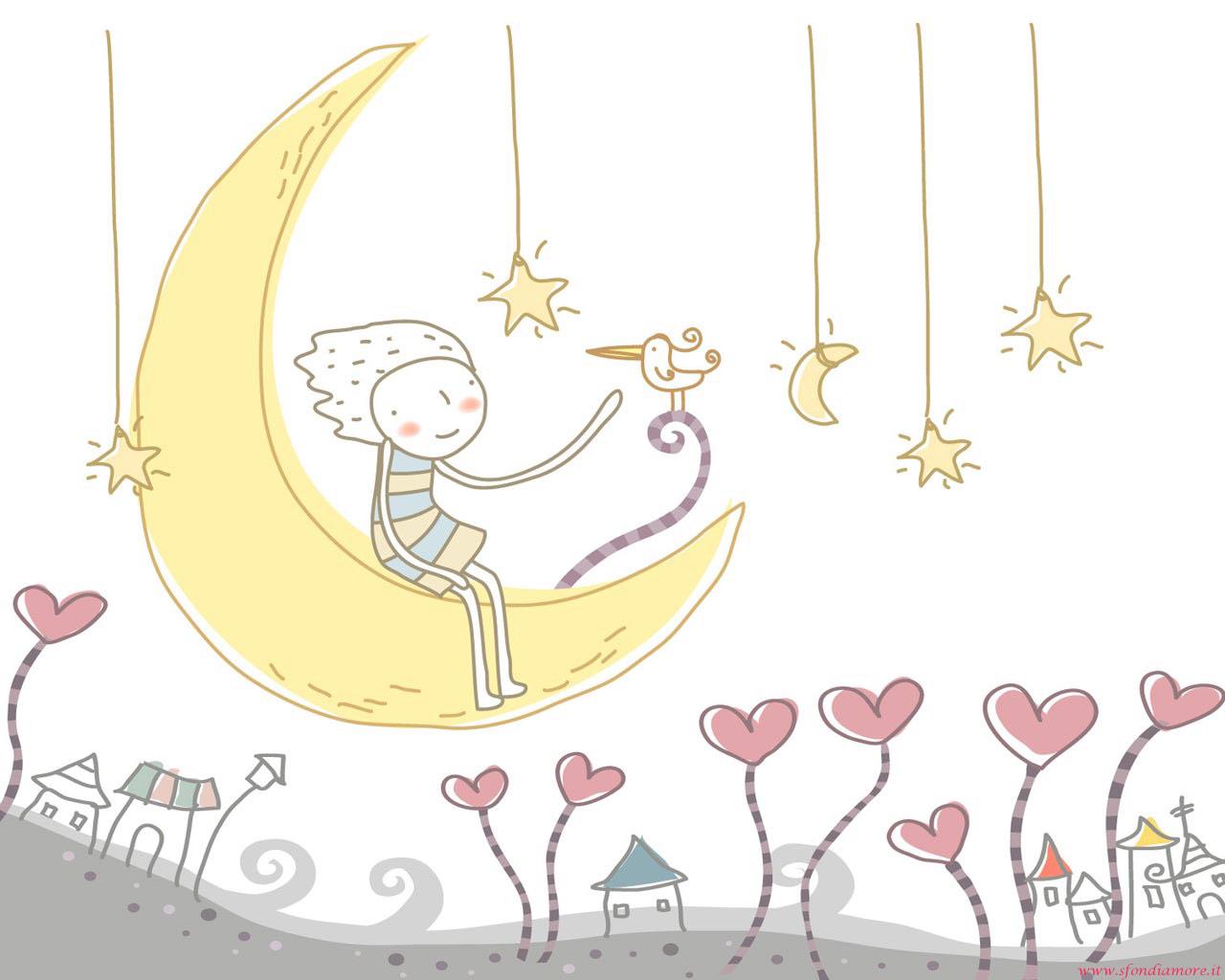 Sfondi amore sogno