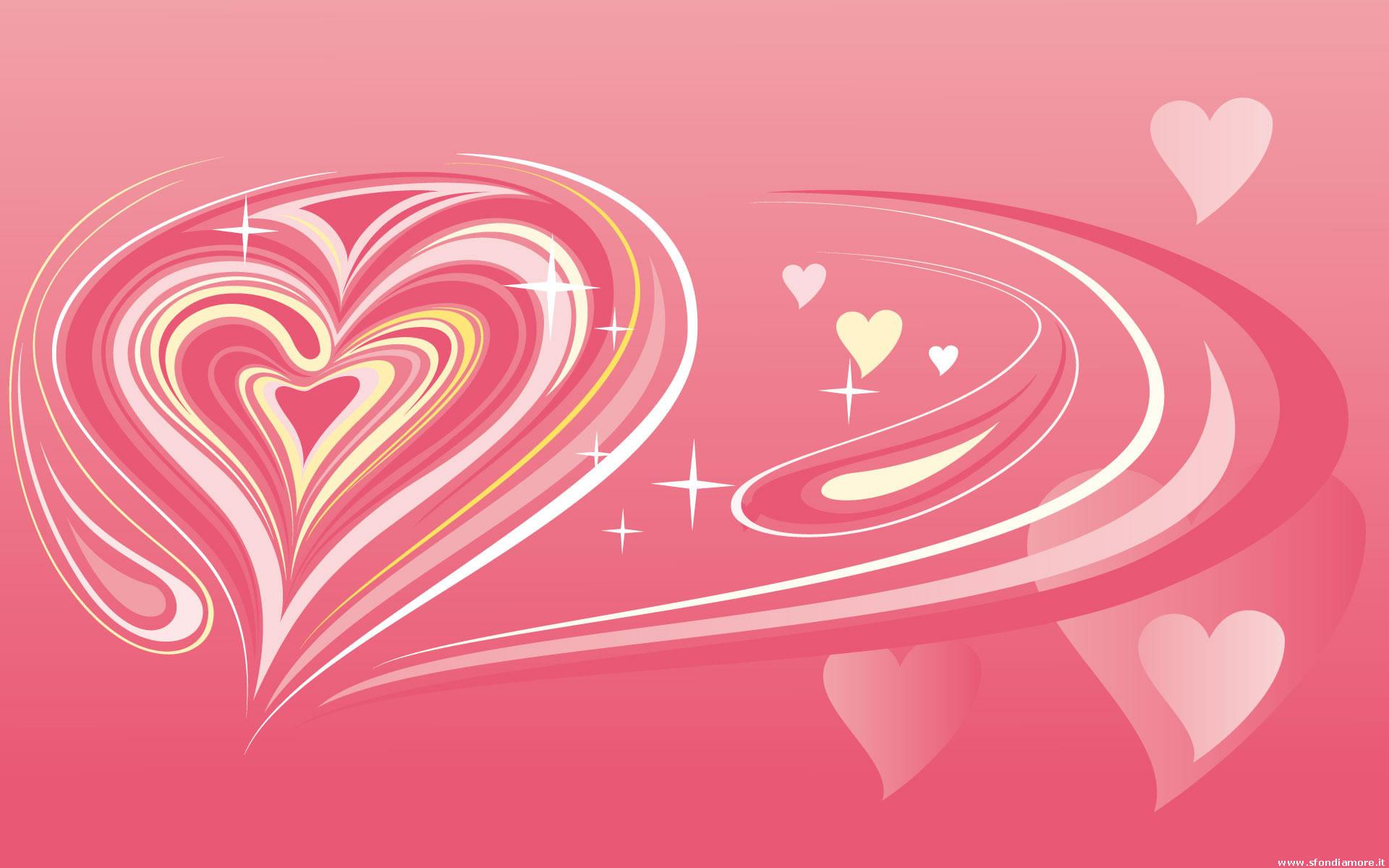 Amore sarà sempre ben gradito, perché è un regalo d'amore fatto con
